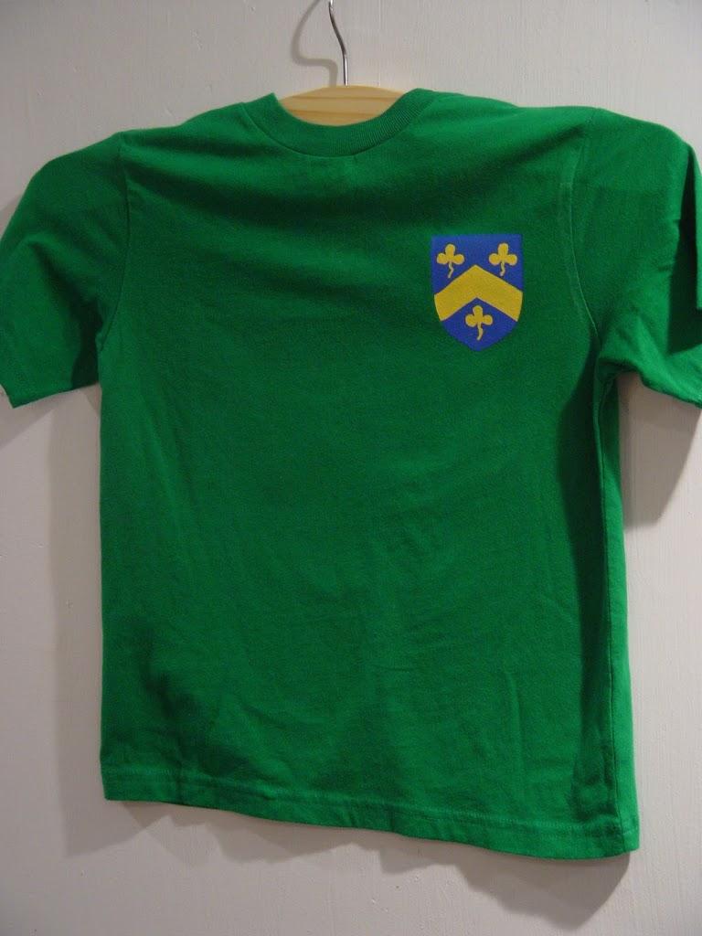 designing a soccer shirt