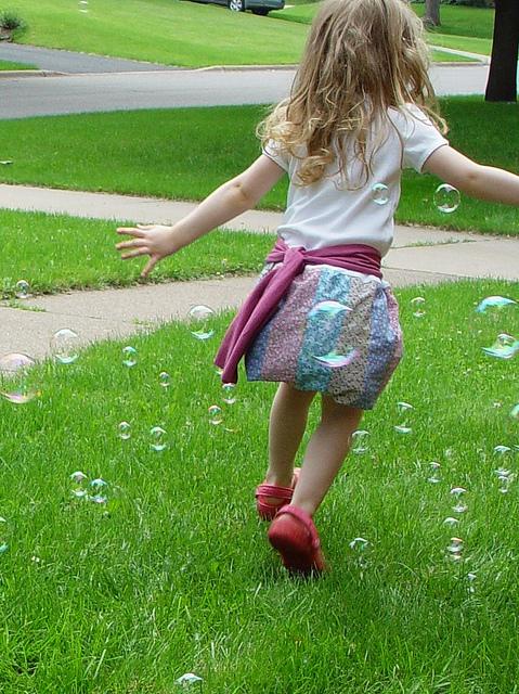 bubble T dress