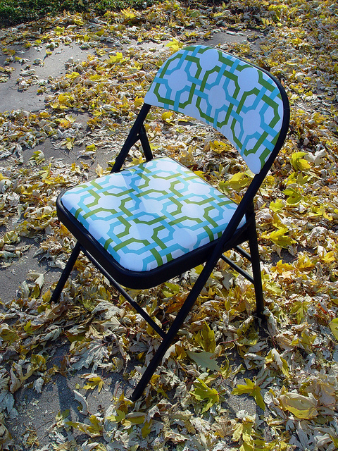 recover a chair
