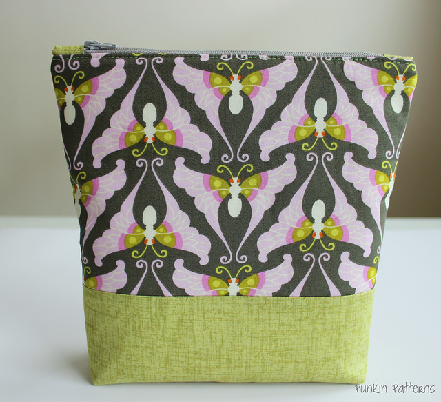 lottie da simple zippered pouch