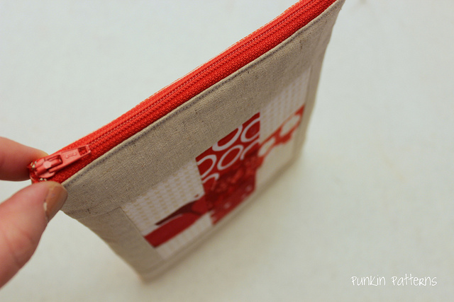 first aid zip pouch